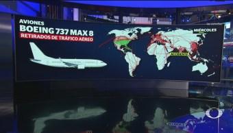 Foto: Aerolíneas Mundo Suspenden Uso Boeing 737 Max 8 Marzo 2019