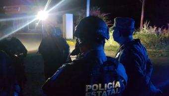 Foto: Las autoridades mantienen un despliegue operativo de las corporaciones de los tres órdenes de gobierno para localizar a los presuntos responsables, el 10 de marzo de 2019 (Secretaría de Seguridad de Sinaloa)