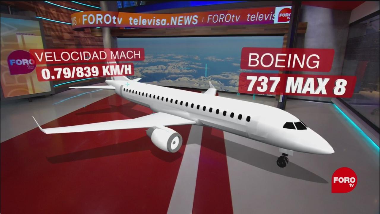 Foto: Al menos 39 países suspenden los vuelos del Boeing 737 Max 8