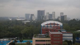 Autoridades activan alerta amarilla por lluvia y viento en siete alcaldías, Cuartoscuro, 20 septiembre 2018