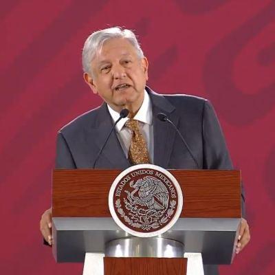 AMLO agradece a senadores aprobación de reforma que permite juzgar al presidente