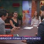 Foto: Amlo Firma Compromiso No Reelección 19 de Marzo 2019