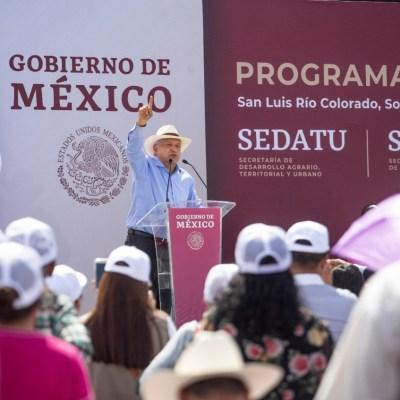 AMLO anuncia investigación de cervecera en Mexicali