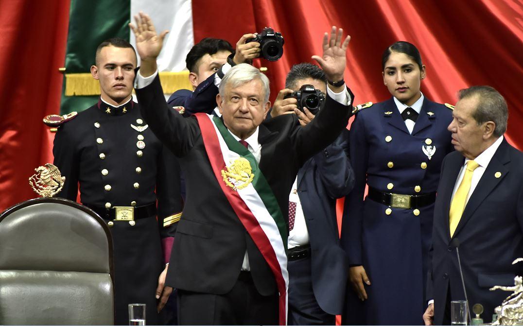 Foto: Andrés Manuel López Obrador cumple 100 días como presidente de México, 10 marzo 2019
