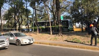 FOTO Asalto a transporte público termina con 2 muertos en Iztapalapa 4 marzo 2019 cdmx noticieros televisa