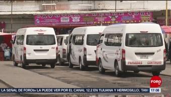 Foto: Asaltos y extorsiones a transportistas en Edomex siguen al alza