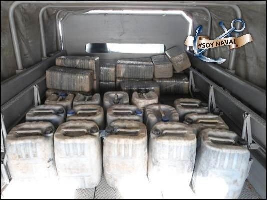 Foto: Aseguran más de seis toneladas de droga en Sonora 8 marzo 2019