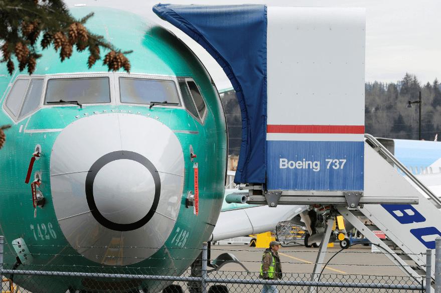 FOTO Francia cierra espacio aéreo a los aviones Boeing 737 Max 8 AP washington 10 marzo 2019