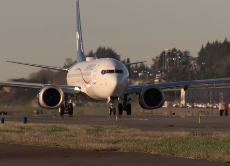 Foto: Aeroméxico seguirá operando los 6 equipos Boeing 737 MAX 8 con los que cuenta, marzo 11 de 2019 (Aeroméxico)