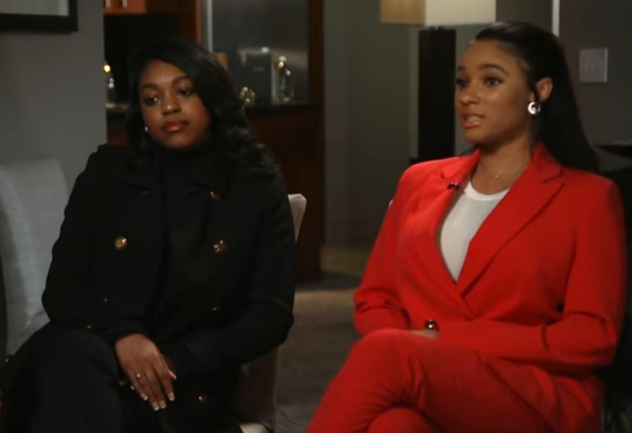 Foto: Azriel Clary y Joycelyn, presuntas víctimas de abuso sexual por parte del cantante R. Kelly rechazaron las acusaciones penales sobre el artista, 7 marzo 2019