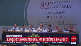 Foto: Banqueros Destacan Fortalezas Económicas México 21 de Marzo 2019