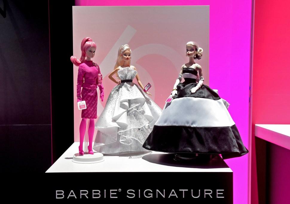 Barbie, la muñeca más famosa del mundo, cumple 60 años AP febrero 2019 nueva york