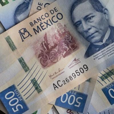 Dólar cierra hasta en 19.72 pesos a la venta en bancos de CDMX