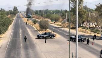Foto Bloqueos del Cartel de Santa Rosa de Lima se tipifican como terrorismo 6 marzo 2019