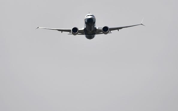 Foto: Una foto de archivo que muestra una Boeing 737 Max, 13 marzo 2019
