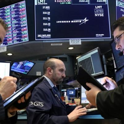 Wall Street cierra con pérdidas y el Down Jones baja 0.52%