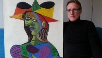 Localizan en Holanda el cuadro 'Busto de mujer' de Picasso, robado hace 20 años