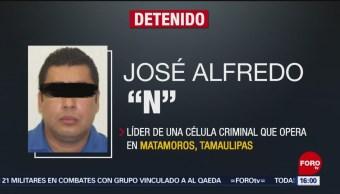 FOTO:Cae 'El Contador' en San Luis Potosí, líder de célula criminal en Tamaulipas, 3 marzo 2019