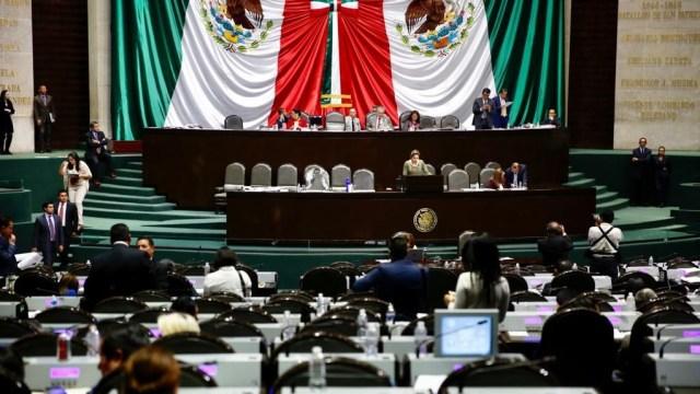Foto: Sesión en la Cámara de Diputados, 5 de marzo 2019. Twitter @CanalCongreso