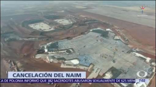 Cancelación de nuevo aeropuerto tuvo repercusiones económicas, afirma Banxico