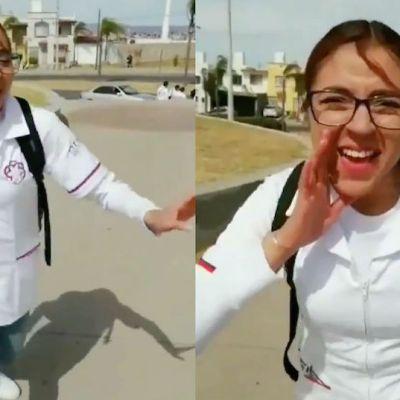 Video: Canta y baila para promover campaña de vacunación y se hace viral