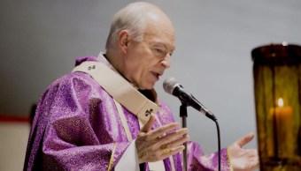 Foto: El cardenal Carlos Aguiar Retes señaló que la Catedral Metropolitana debe ser el centro donde los feligreses encuentren la oportunidad de reconciliarse con Dios, el 31 de marzo de 2019 (Desde la Fe)