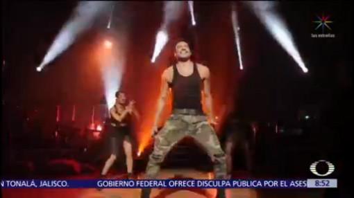 Carlos Rivera conquista España con su gira musical