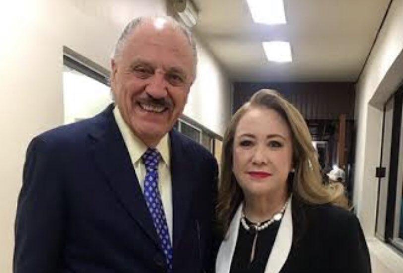 AMLO dice que no hay línea elección esposa de Riobóo como ministra 13 marzo 2019