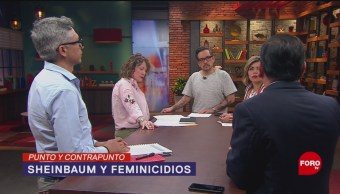 Foto: 100 Días Gobierno Sheinbaum Feminicidios CDMX 15 de Marzo 2019