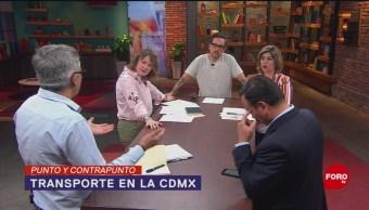 Foto: 100 Días Gobierno Sheinbaum Transporte CDMX 15 de Marzo 2019