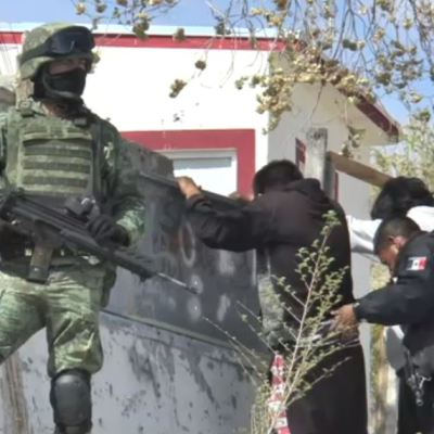 Ciudad Juárez refuerza seguridad con patrullajes militares
