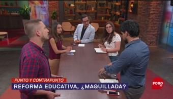 Foto: CNTE Contra Amlo Reforma Educativa 21 de Marzo 2019