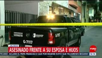 Comando armado mata a hombre recién liberado de Puente Grande