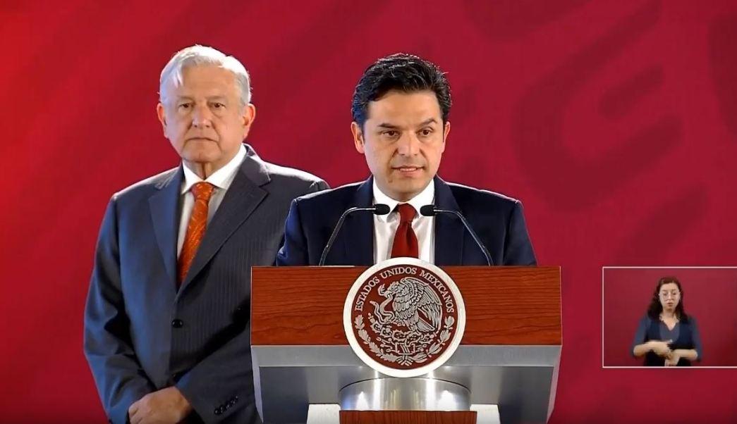 Foto: Gobierno de AMLO detalla proceso para la apertura de los archivos del Cisen, que estarán disponibles para la ciudadanía e investigadores, el 1 de marzo de 2019 (Gobierno de México)