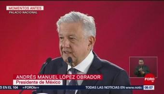 Confirma AMLO que eran migrantes los que viajaban en el autobús secuestrado en Tamaulipas
