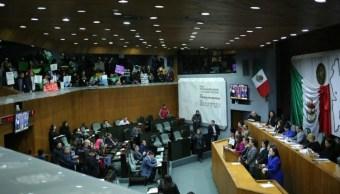 Congreso de Nuevo León aprueba reforma que penalizan el aborto
