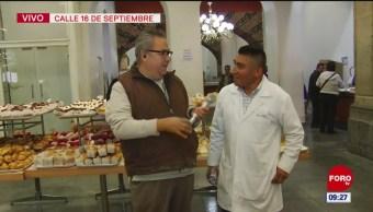 Conociendo una panadería con mucha historia en la CDMX