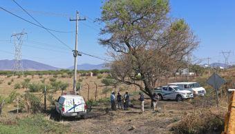 Foto: Los cuerpos fueron abandonados en un canal de aguas negras en los límites de los municipios de Ixtlahuacán de los Membrillos, Tlajomulco de Zúñiga y El salto, en Jalisco, el 17 de marzo de 2019 (Cuartoscuro)