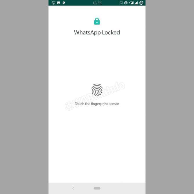 De acuerdo con el sitio para desarrolladores WABetaInfo, esta pantalla se desplegará al intentar acceder a una aplicación que esté bloqueada en Android.