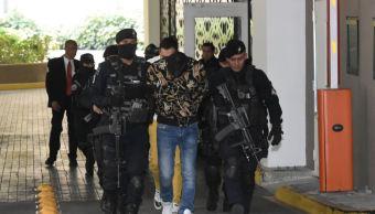 """Foto: Alexis """"N"""" y Ricardo Israel """"N"""", mejor conocidos como """"El Alexis"""" y """"Perki"""", respectivamente, fueron detenidos el 1 de marzo en un condominio en Álvaro Obregón (Cuartoscuro)"""
