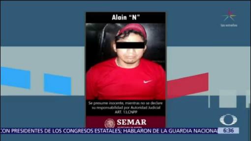 Detienen a 'La Liebre', líder de Los Zetas en Veracruz