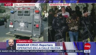 Foto: Detienen a presuntos integrantes de la Unión Tepito