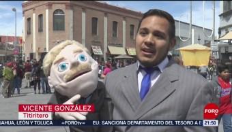 FOTO:Día Internacional del Títere en Chihuahua, 23 Marzo 2019