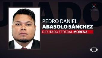 Acusan a diputado de Morena de arrollar a motocicilista en Neza