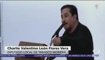 Diputado de Morena dice que españoles son peor de las razas