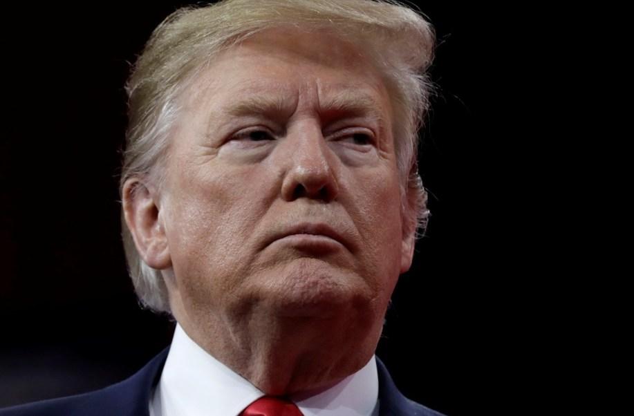 Foto: El presidente de Estados Unidos, Donald Trump, durante la reunión anual de la Conferencia de Acción Política Conservadora, marzo 3 de 2019 (Reuters)