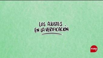 Foto: El ABC de la verificación vehicular