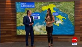 El clima internacional en Expreso del 21 de marzo del 2019