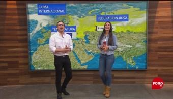 El clima internacional en Expreso del 22 de marzo del 2019
