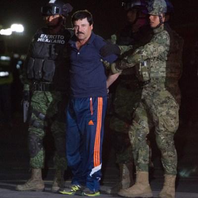 Ellos eran los peligrosos narcos rivales del 'Chapo'